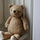 Thumbnail: Teddybär aus Bio-Baumwolle