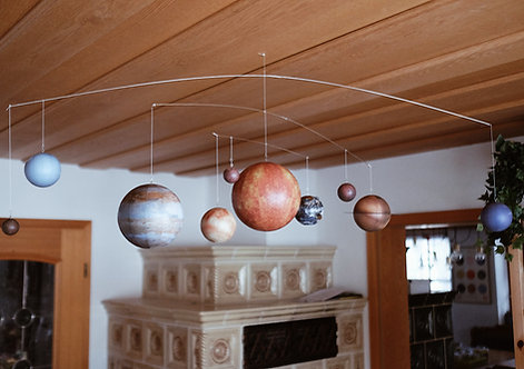 Sonnensystem Mobile