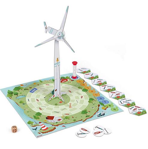 Kooperationsspiel -EOLE CHALLENGE -