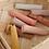 Thumbnail: Eis-Formen rosa 4er Pack