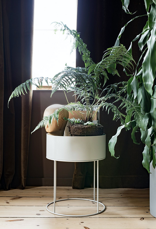 Ferm Living - Plant Box Rund