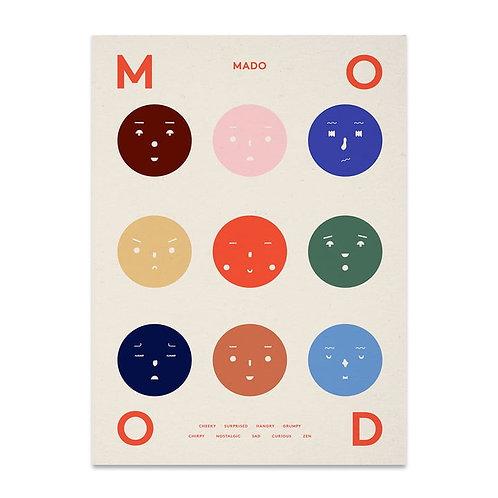 Nine moods Poster