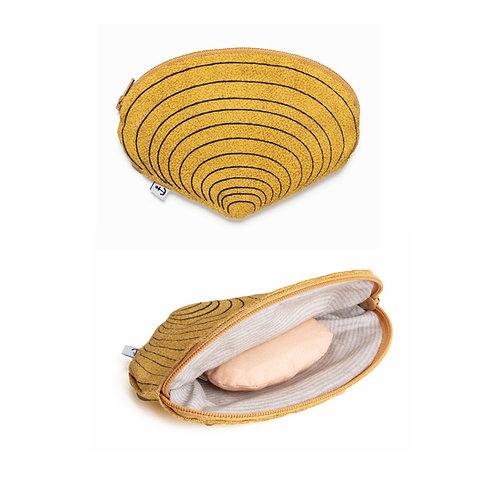 Venusmuscheln Geldbörse