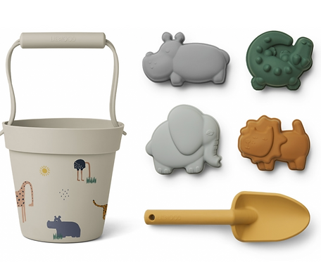 Strandspielzeug-Set Safari
