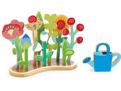 Spielset 'Blumenbeet'