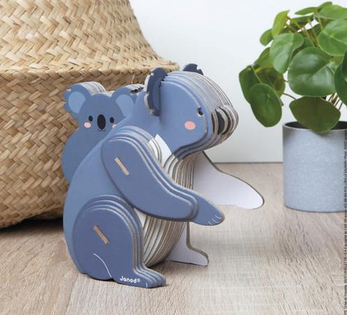 Puzzle aus Pappe 'Koala'