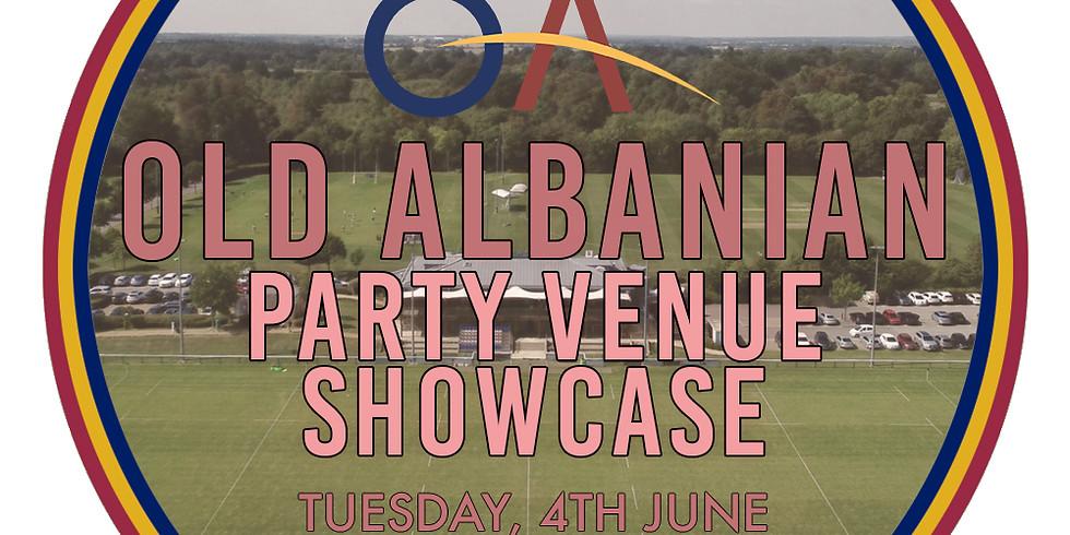 OA Party Venue Showcase