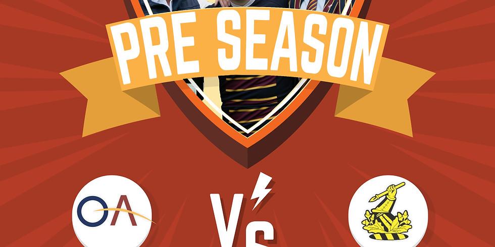 OA vs Tring // Pre Season