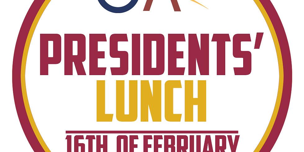 OA vs Worthing | Club Presidents Lunch