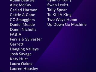 Nominated for a UMA!!