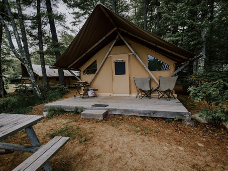 Get to know Glamping!