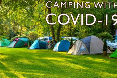 Camping and COVID