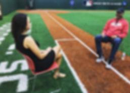 Vanessa Richardson Cincinnati WLWT Dave Parker RedsPirates Parkinsons