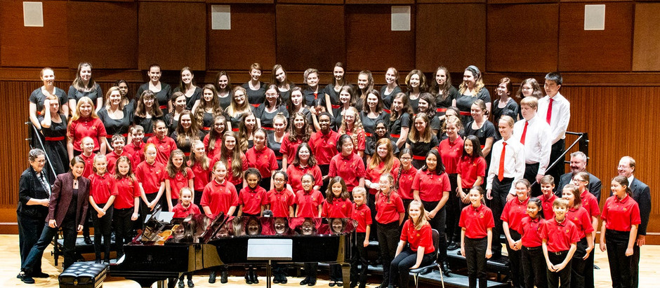Collaboration with AU Chorale and Worcester Children's Chorus springs 'River of Hope'