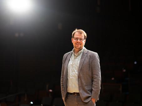 A season of change: Bradford T. Dumont named music director of the Salisbury Singers