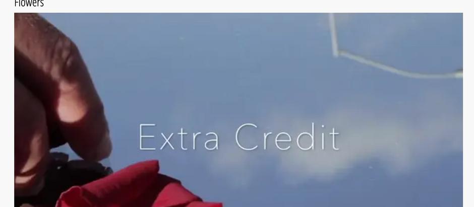 Extra Credit, 2020, video, 20:20 by Farrah Karapetian