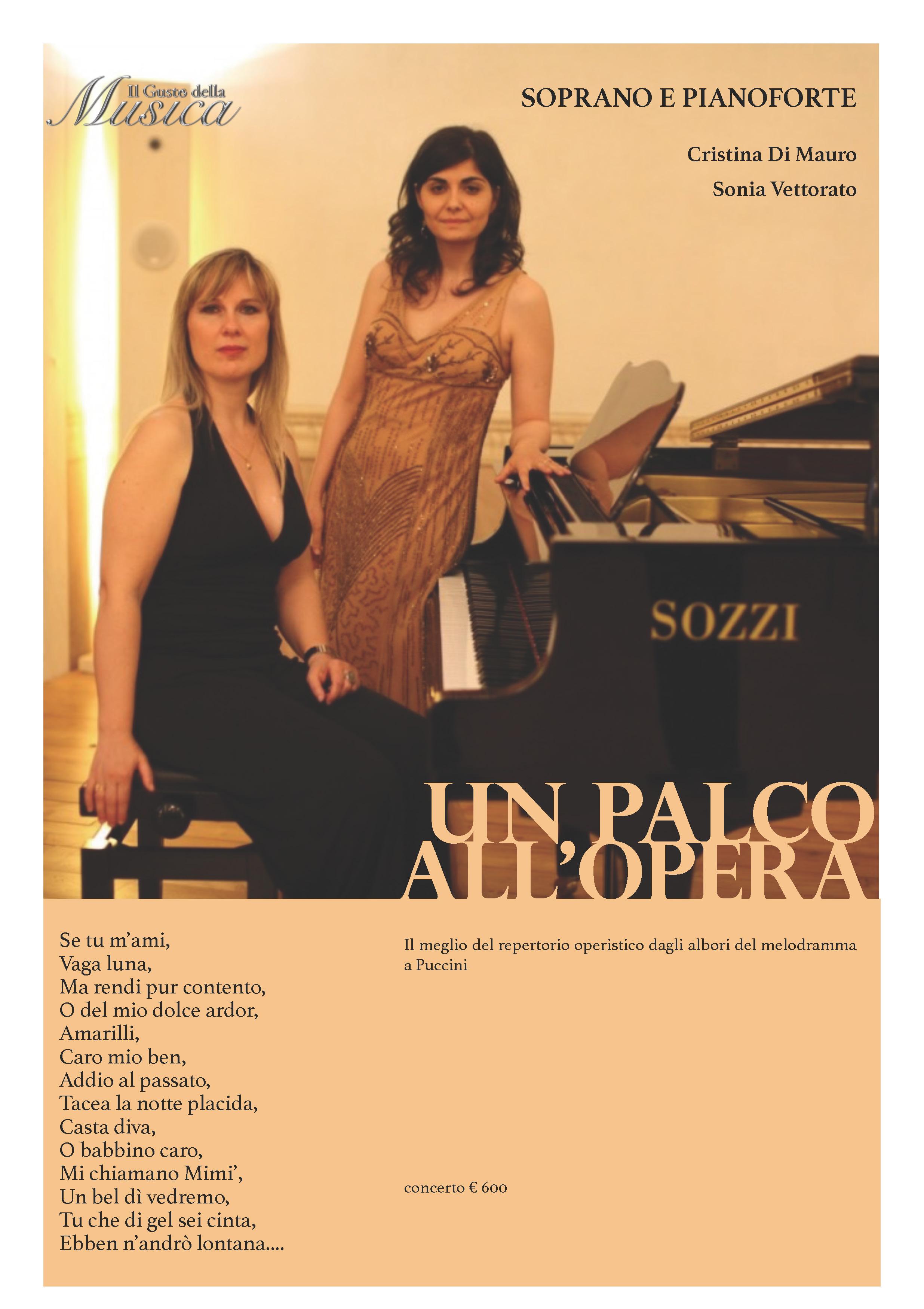 08. Un palco all'Opera concerto