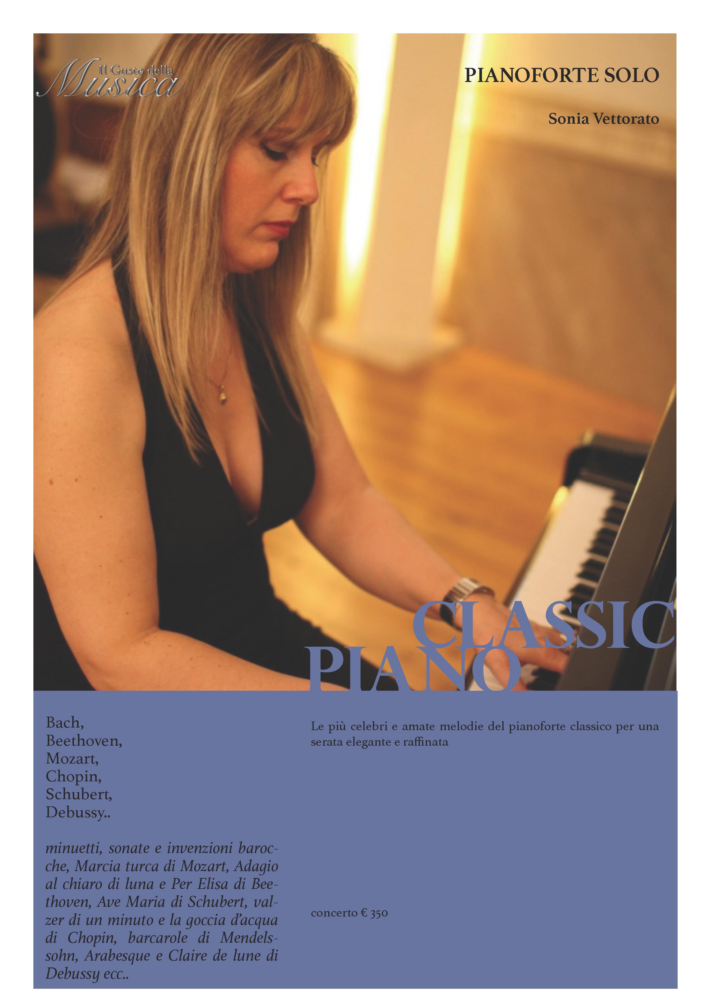 09. Classic piano concerto