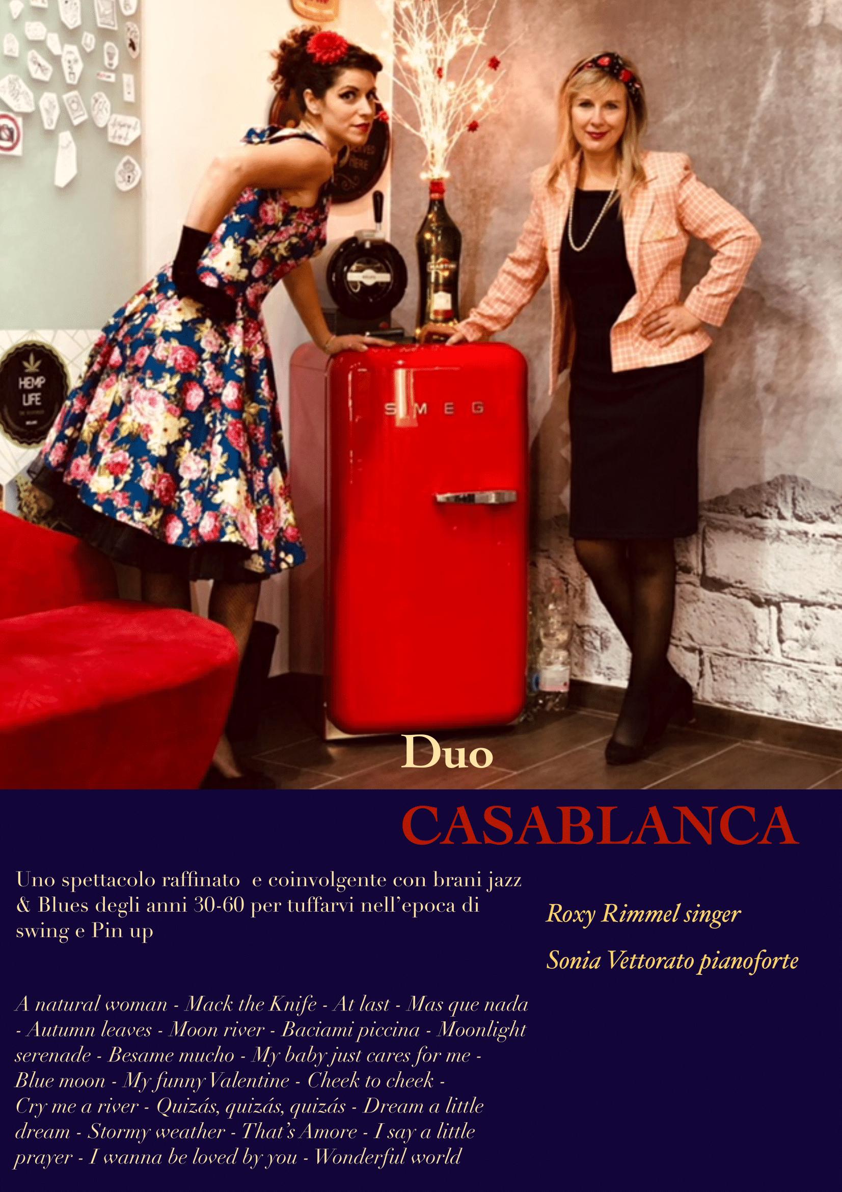 Casablanca duo-1