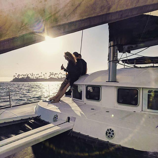 3 Hour Bareboat Charter in Long Beach CA
