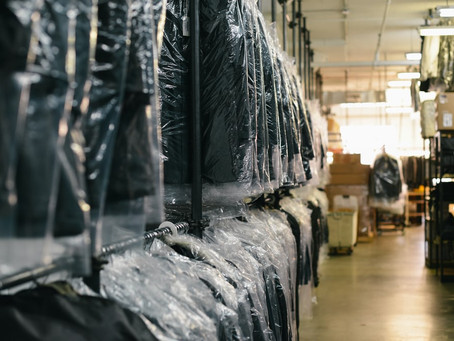 Drycleaners must take care to comply with environmental laws