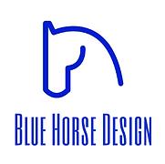 blue horse design.png