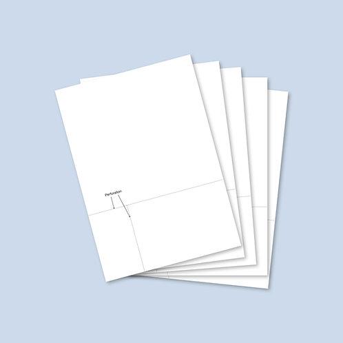 Swiss QR Code Papier A4 90g/m2 weiss ab CHF 8.50