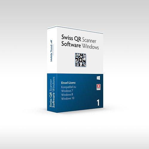 Swiss QR Scanner - Windows 1 Lizenz