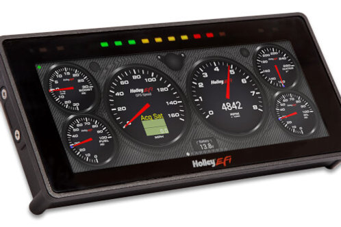 "HOLLEY EFI 6.86"" STANDALONE PRO DASH"