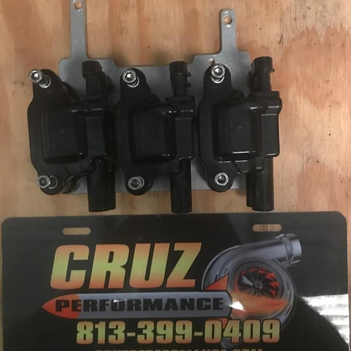 CRUZ Performance LS style coil mount