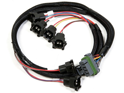 Holley EFI 6 Cylinder Injector Harness