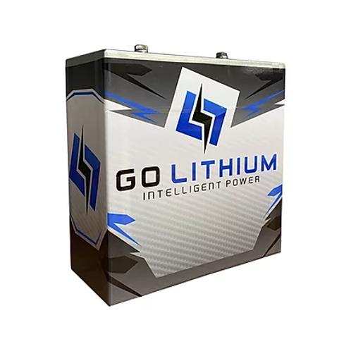 GO LITHIUM Ultralight 12V Racing Battery