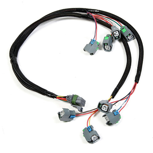 Holley EFI LSX Injector Harness - EV6 Style Injectors