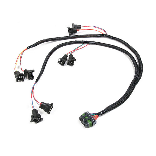 Holley EFI V8 Bosch Style Injector Harness
