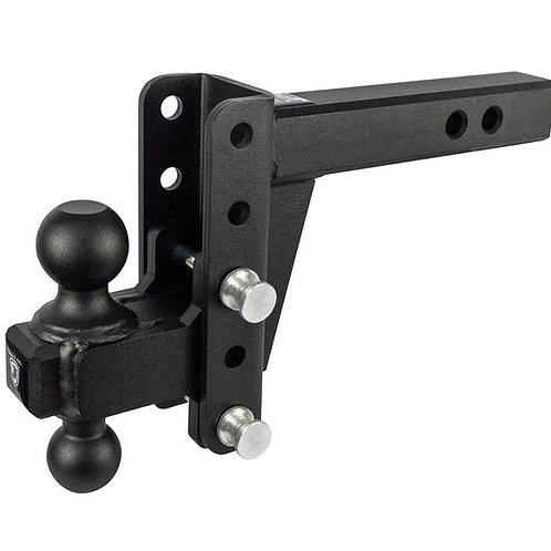"""2.0"""" EXTREME DUTY 4"""" DROP/RISE HITCH"""