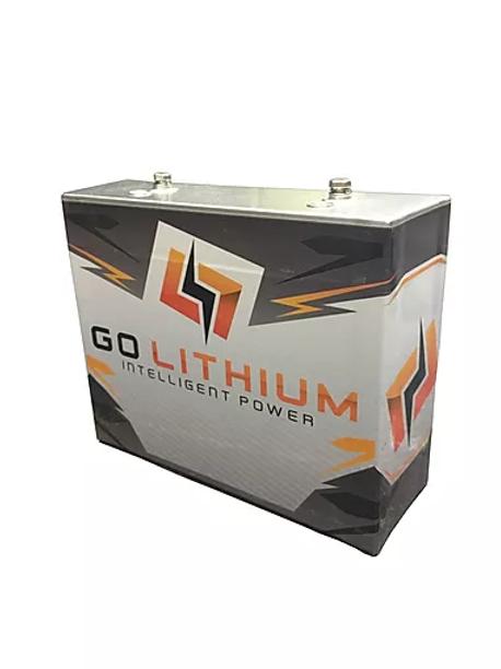 GO LITHIUM Ultralight 16V Racing Battery