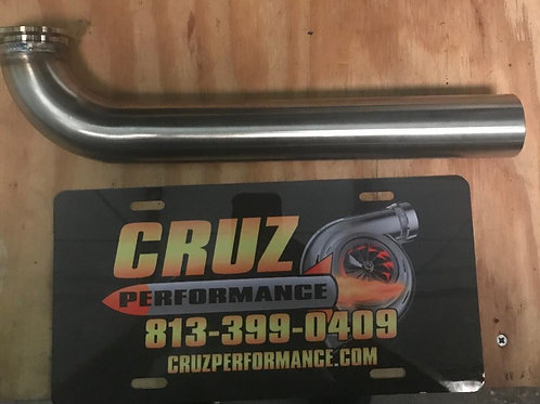 CRUZ Performance Wastegate Atmosphere Dump Tube