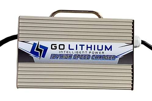 GO LITHIUM High Speed 12V Charger