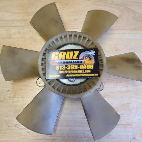 Stock Intercooler Fan