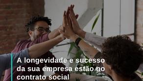 Você sabe qual é a importância do contrato social para sua empresa?
