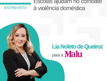 Escolas ajudam no combate à violência doméstica