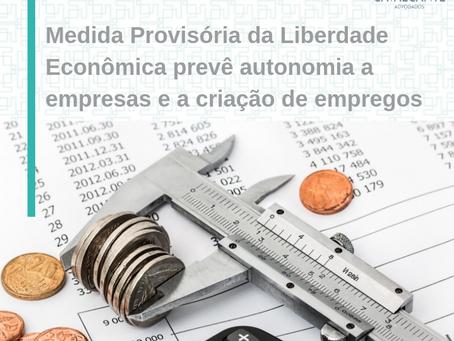 MP da Liberdade Econômica - 881/2019