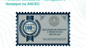 Reconhecimento ANCEC - Ferraresi Cavalcante Advogados