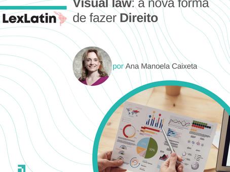 Visual law: a nova forma de fazer Direito