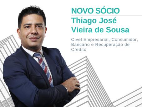 Novo Sócio Thiago José - Ferraresi Cavalcante - Advogados