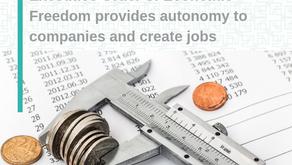 Executive Order of Economic Freedom provides autonomy to companies and create jobs