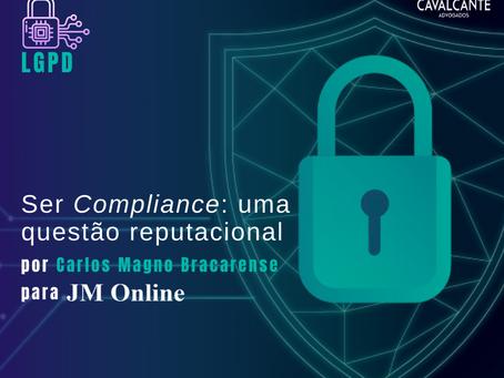 Ser Compliance: uma questão reputacional