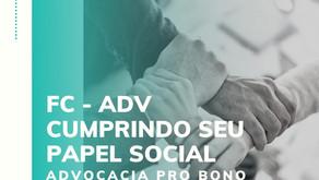 Pro bono - FC Adv e Associação dos Deficientes Físicos de Uberaba