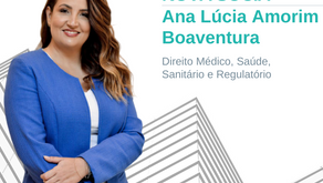 Nova Sócia Ana Lúcia Amorim Boaventura