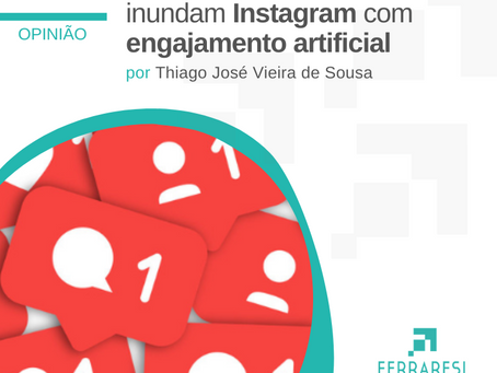 Sorteios irregulares inundam Instagram com engajamento artificial